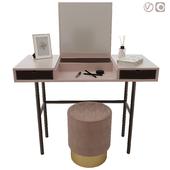 Dressing table Alivar Chapeau
