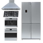 Коллекция кухонной техники Smeg