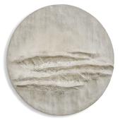 Simonallen sculptor reef original art plaster