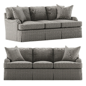 Hickory Chair St. Charles Sofa