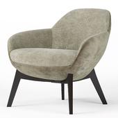 Ghirla armchairs by nicoline