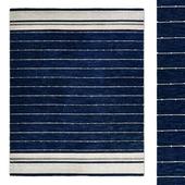 Inavi Blue Indoor-Outdoor Rug