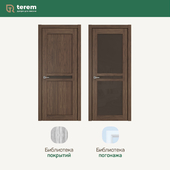 "Interior door factory ""Terem"": model Strada02 / Strada12 (Standart collection)"