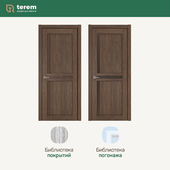"Interior door factory ""Terem"": model Strada03 / Strada13 (Standart collection)"