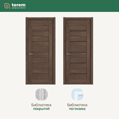 "Interior door factory ""Terem"": model Strada05 / Strada15 (Standart collection)"