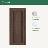 "Interior door factory ""Terem"": Strada16 model (Standart collection)"