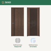 "Interior door factory ""Terem"": Sirius12 / Sirius11 model (Standart collection)"
