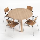 Maverick dining table