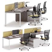 Office workspace LAS 5TH ELEMENT (v5)