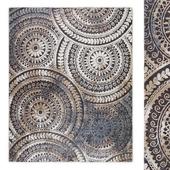 Home Decorators Spiral Medallion Area Rug