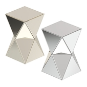 Coffee tables Kare Luxury Triangle.