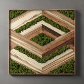 panel wood art 10