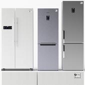 Samsung refrigerator set