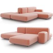 Loft diego sofa