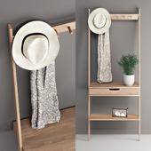 Aalto wall rack