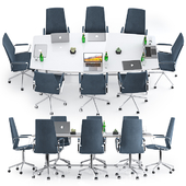 Johnson meeting room set