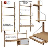 Svalnas Ikea type 3 system and furniture designer vol. 1