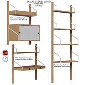 Svalnas Ikea type 3 system and furniture designer vol.2