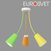OM Ceiling lamp TK Lighting 2106 Wire