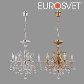 OM Crystal Chandelier Eurosvet 10096/5 Collana