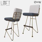 Bar stool LoftDesigne 1419 model