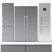 Set of refrigerators Liebherr