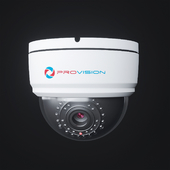 Dome Security Camera PROvision PVD-IR225IPA-Pr