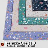 Terrazzo - Series 3 (5 Seamless Materials)
