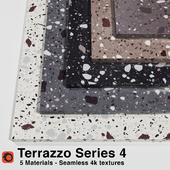 Terrazzo - Series 4 (5 Seamless Materials)