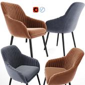 Rochelle Strip Lounge Chair 02