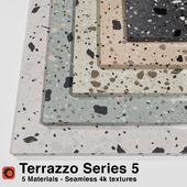 Terrazzo - Series 5 (5 Seamless Materials)