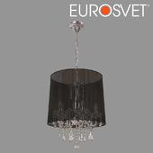 OM Pendant chandelier with crystal Eurosvet 2045/5 Allata