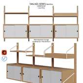 Storage System and Designer Svalnas Ikea vol. 3