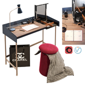 Bontempi Casa Secret Desk