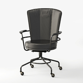 Industrial Style Office Chair