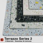 Terrazzo - Series 2 (5 Seamless Materials)
