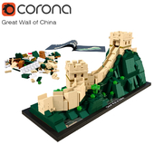 LEGO Great Wall of China # 21041
