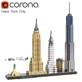LEGO New York City # 21028