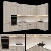 Kitchen neoclassic