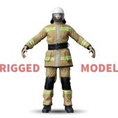 Пожарный. МЧС
