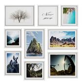 photo frame set 31