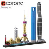 LEGO Shanghai # 21039