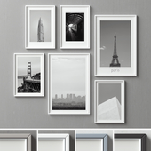 Picture Frames Set-109