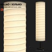 Lamp floor Floor lamp IKEA HOLME