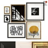 IKEA Virserum Poster Set 10
