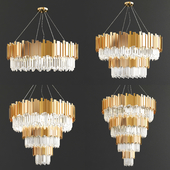 Four Exclusive Chandelier Collection_23 Covet Lounge Empire