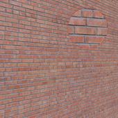 Кирпичная стена _8