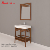 Bathroom Furniture MA OCEAN WALNUT