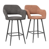 Crosby Bar & Counter Stool