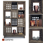 Collins Etagere BookCase